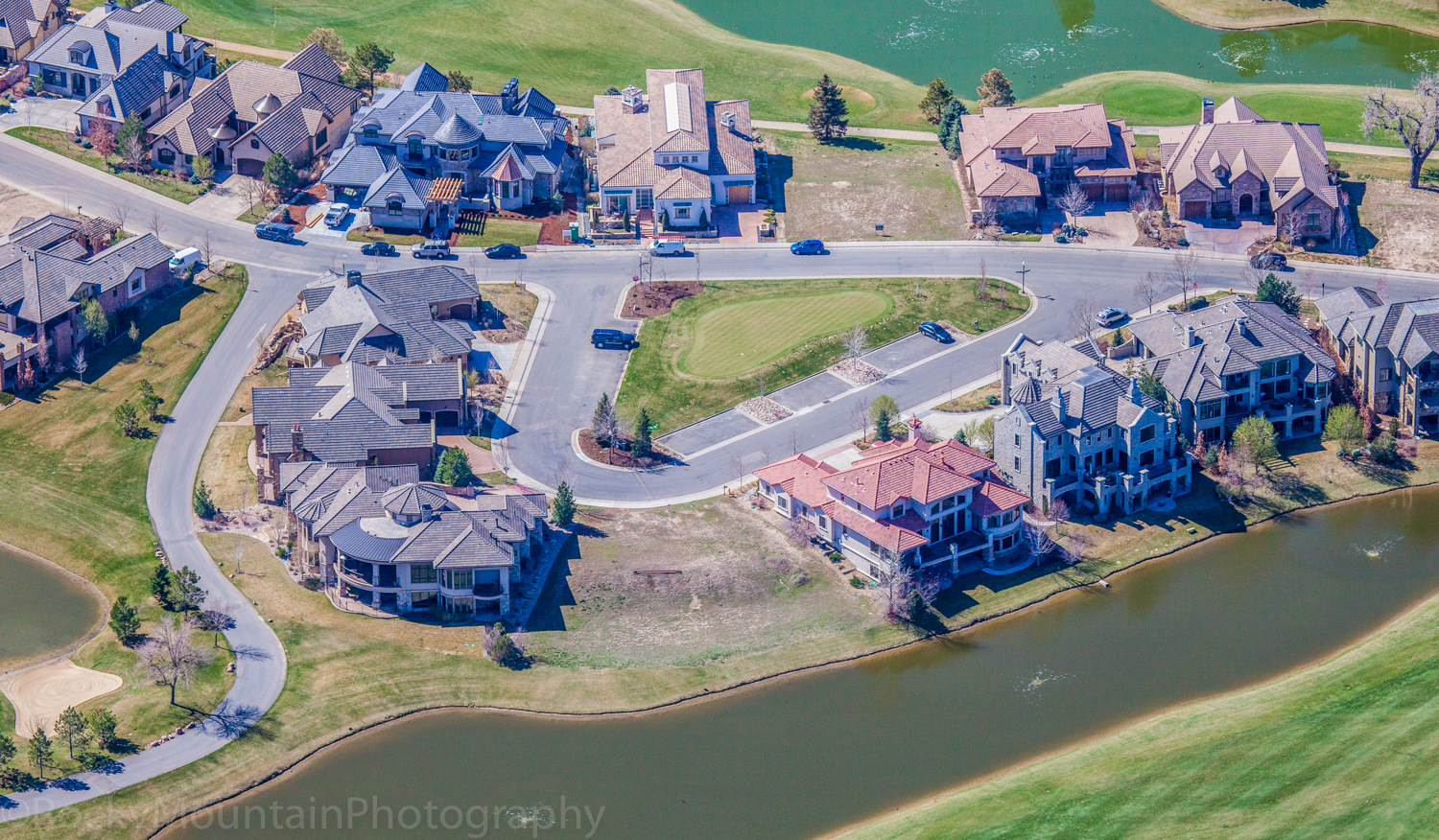 Residential Real Estate Aerial-10