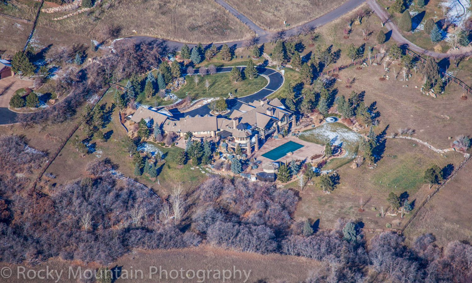 Residential Real Estate Aerial-25