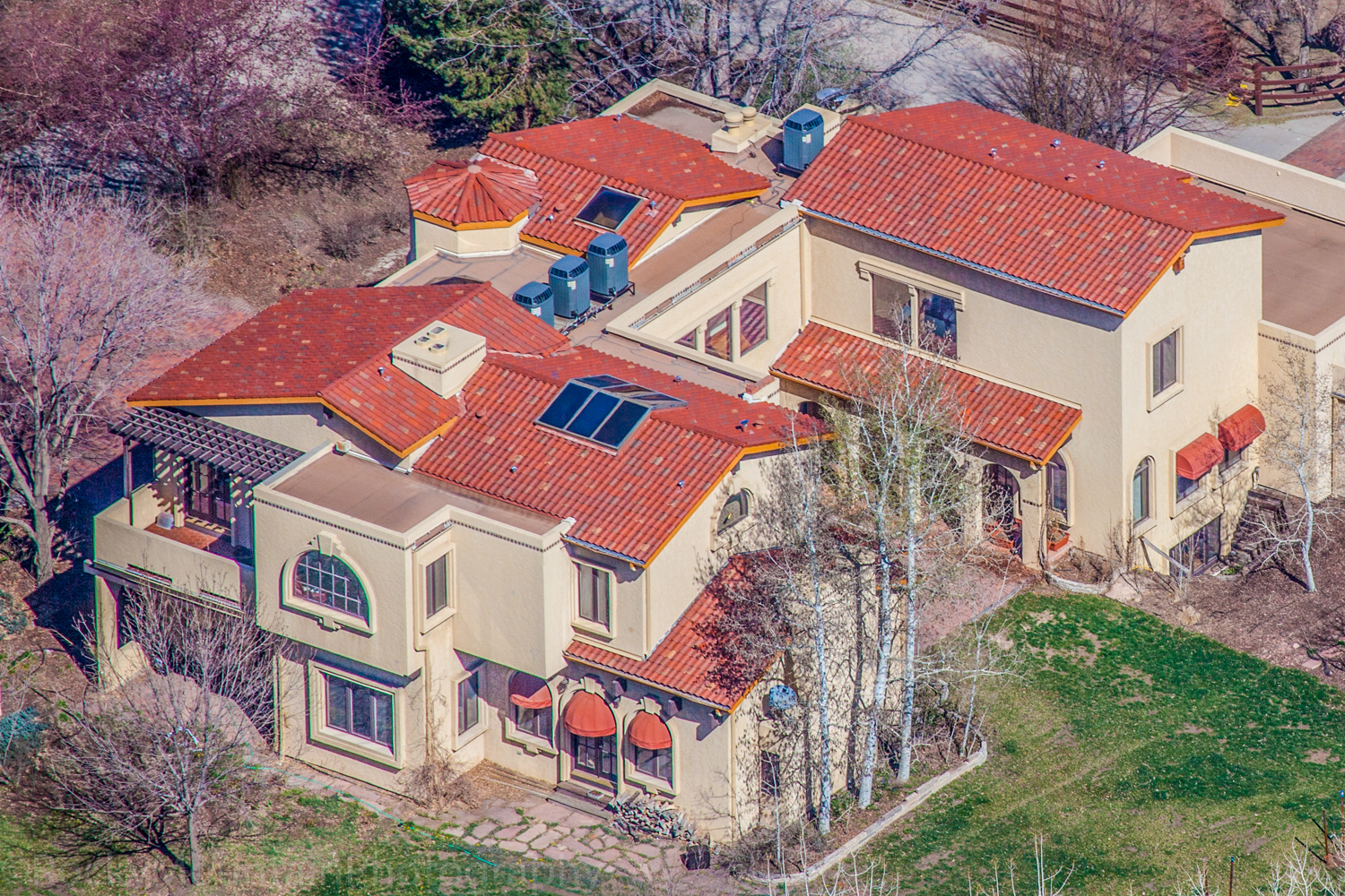 Residential Real Estate Aerial-3
