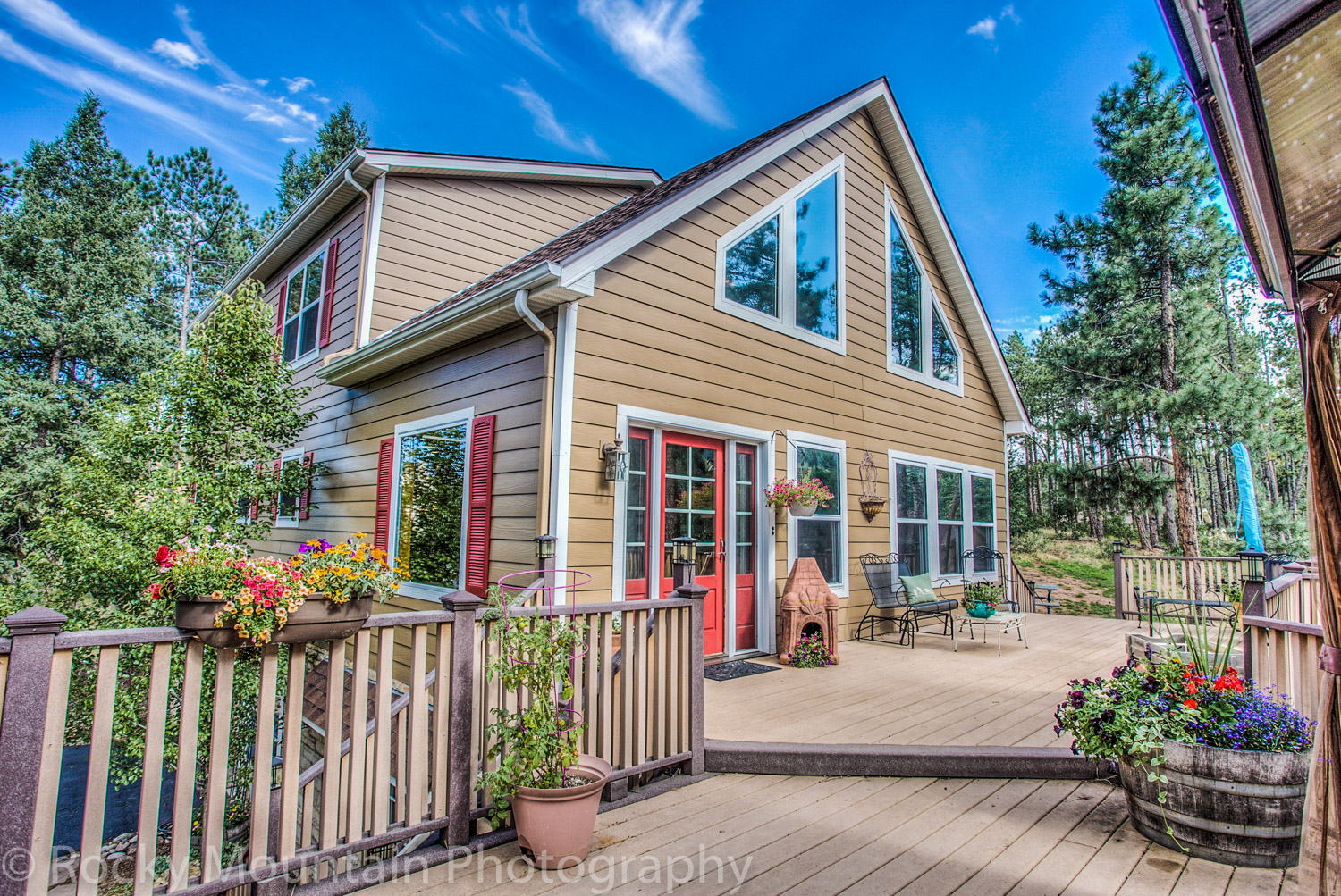 Residential Real Estate HDR Exterior-11