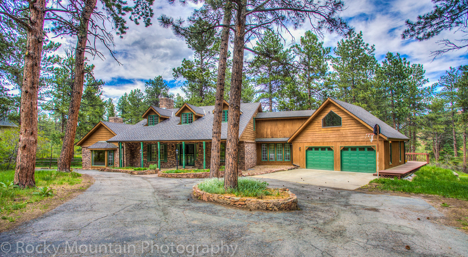 Residential Real Estate HDR Exterior-13
