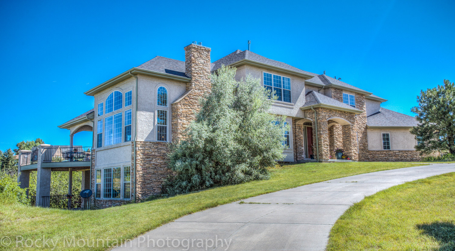 Residential Real Estate HDR Exterior-16