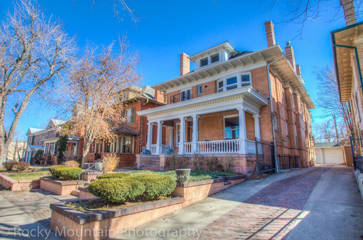 Residential Real Estate HDR Exterior-23