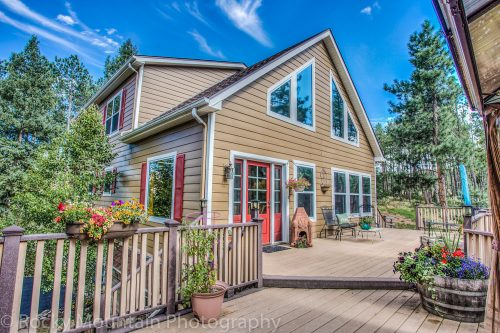 Residential Real Estate HDR Exterior-5