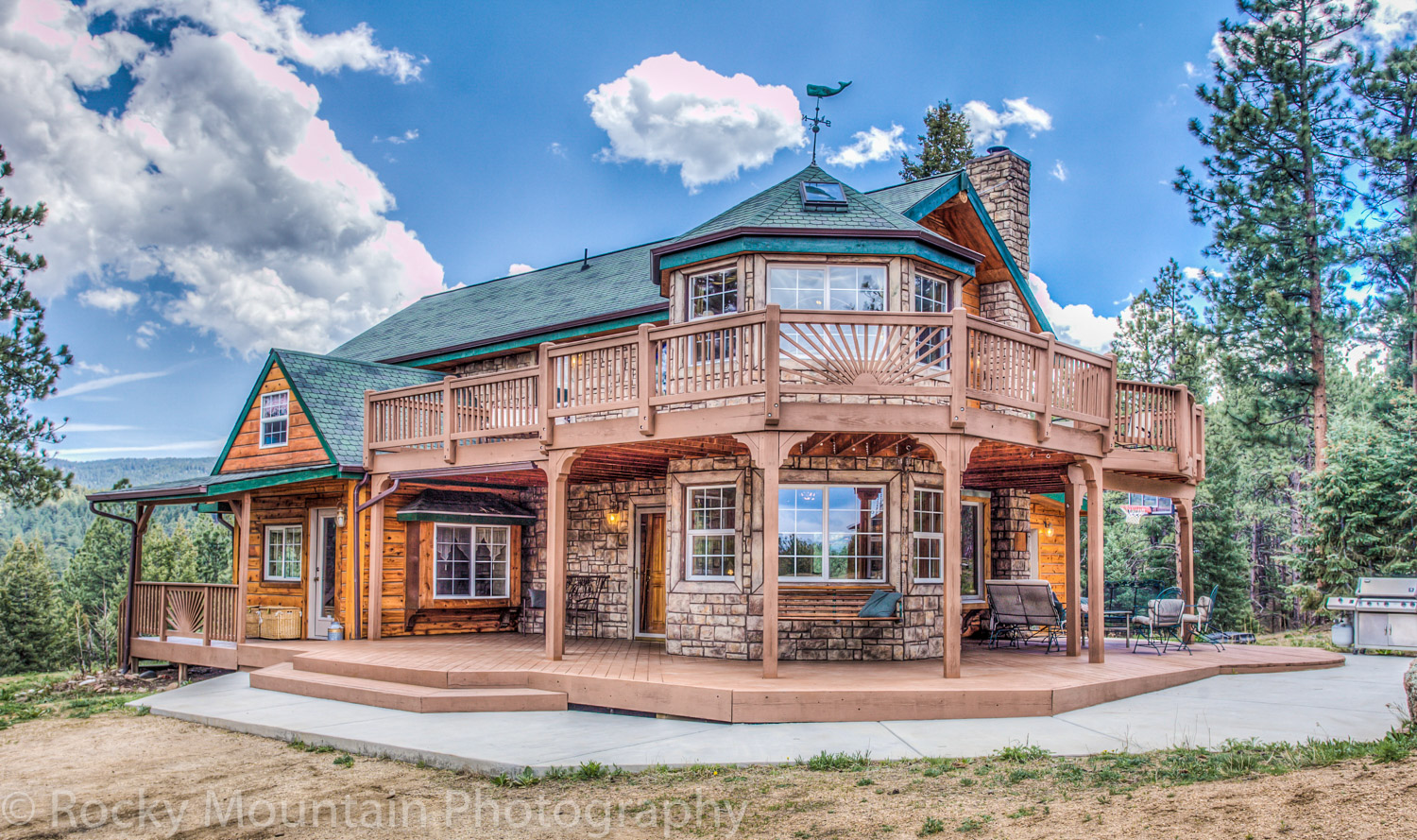 Residential Real Estate HDR Exterior-8
