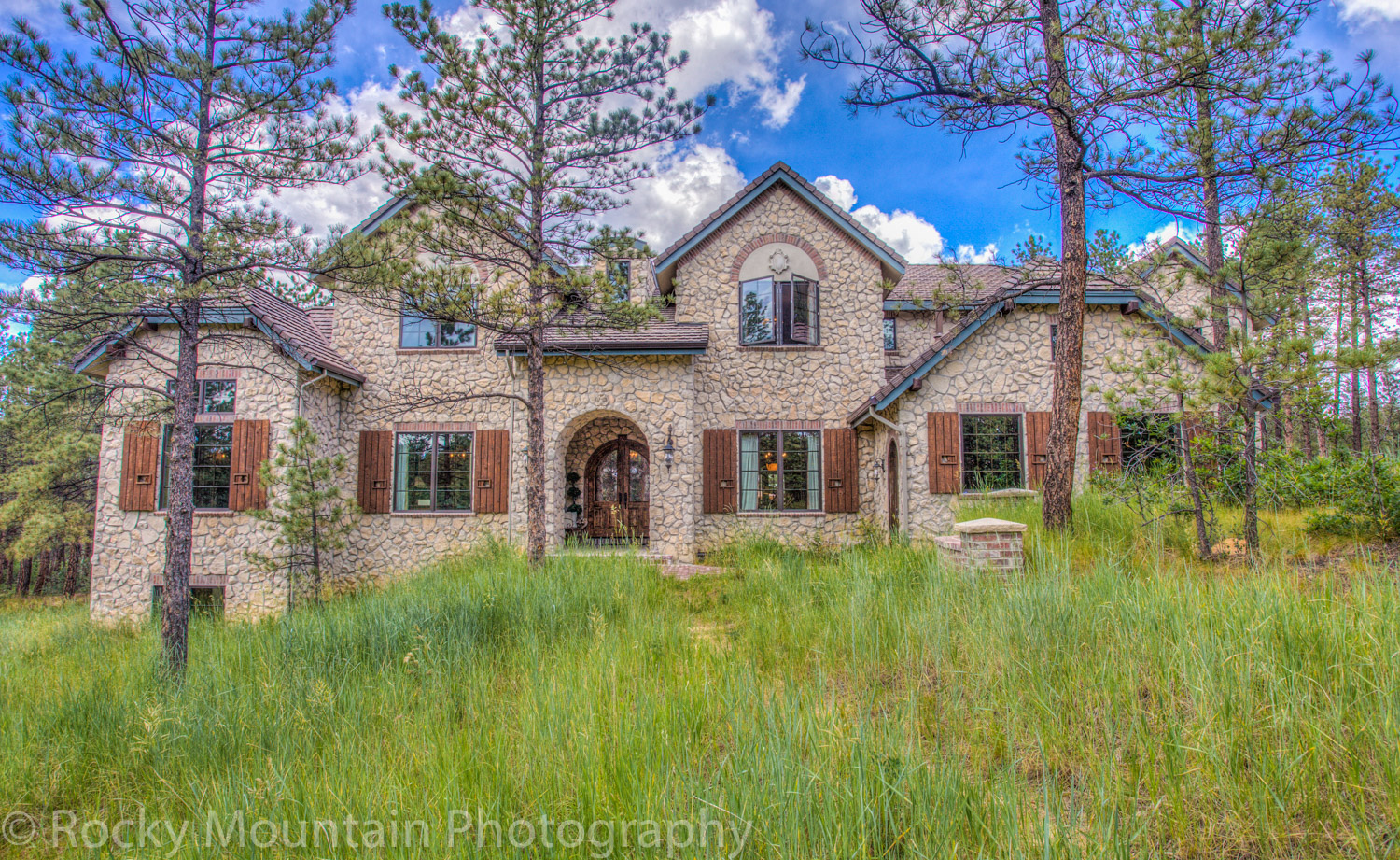 Residential Real Estate HDR Exterior-9