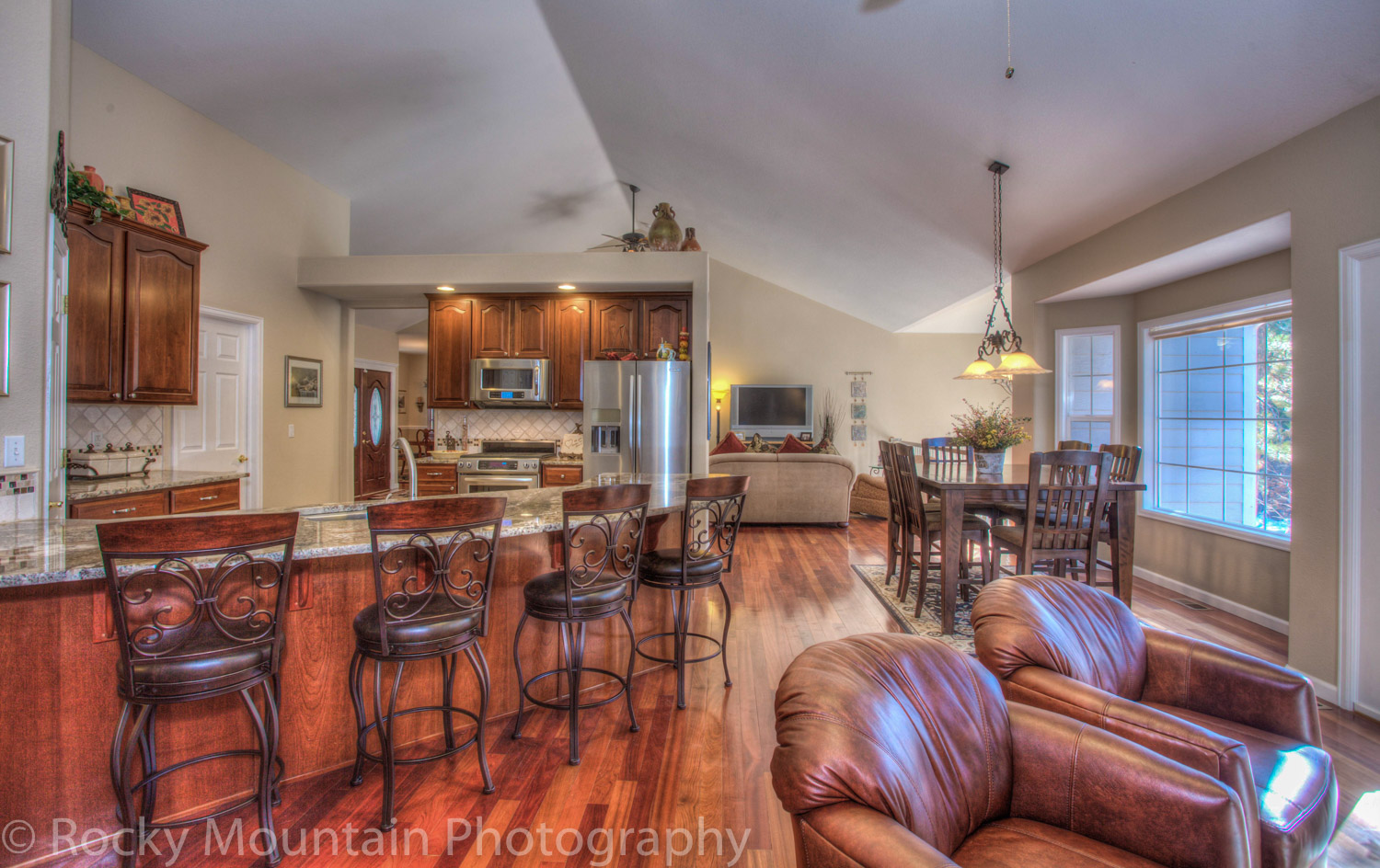 Residential Real Estate HDR Interior-11