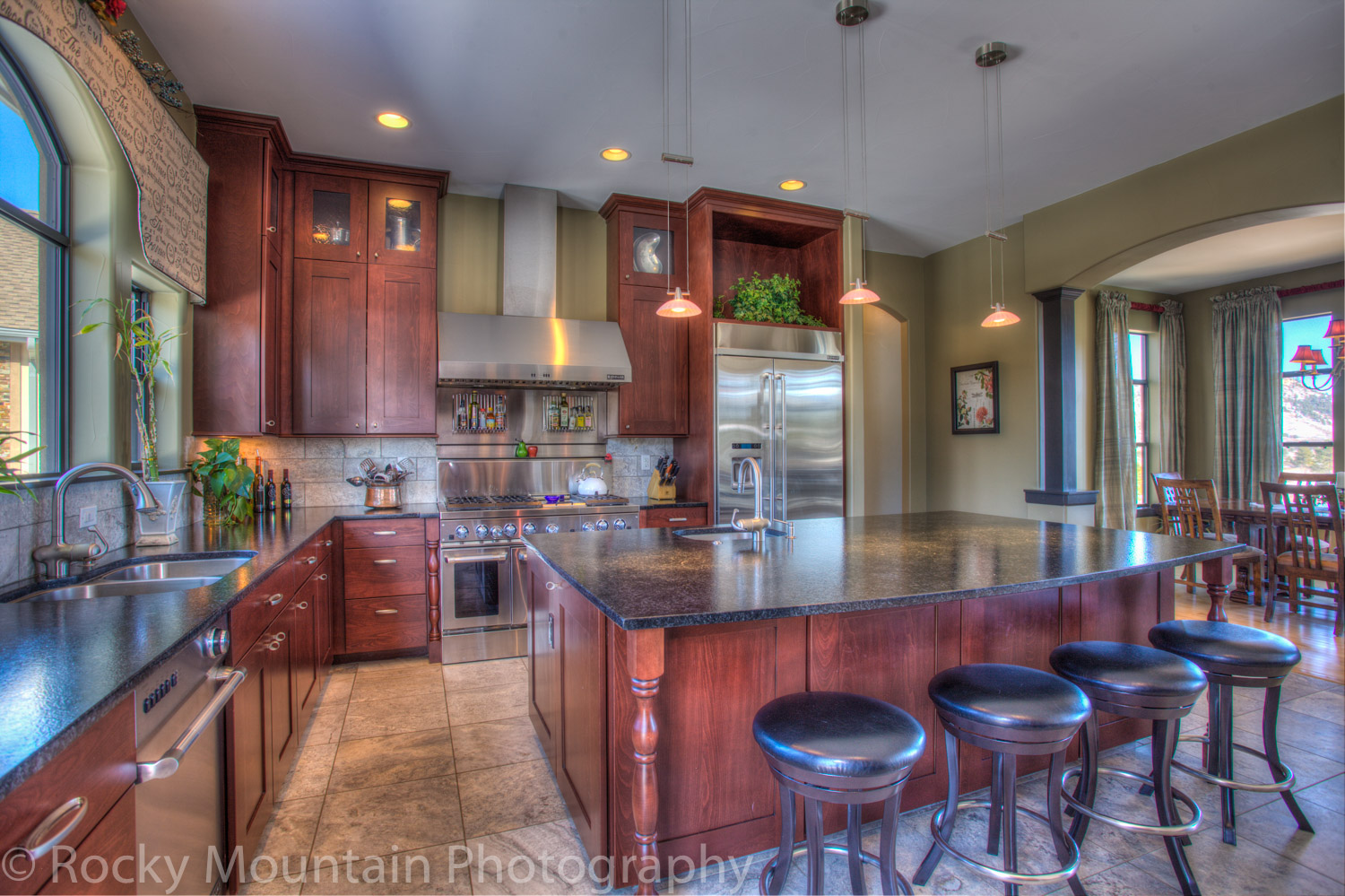 Residential Real Estate HDR Interior-12