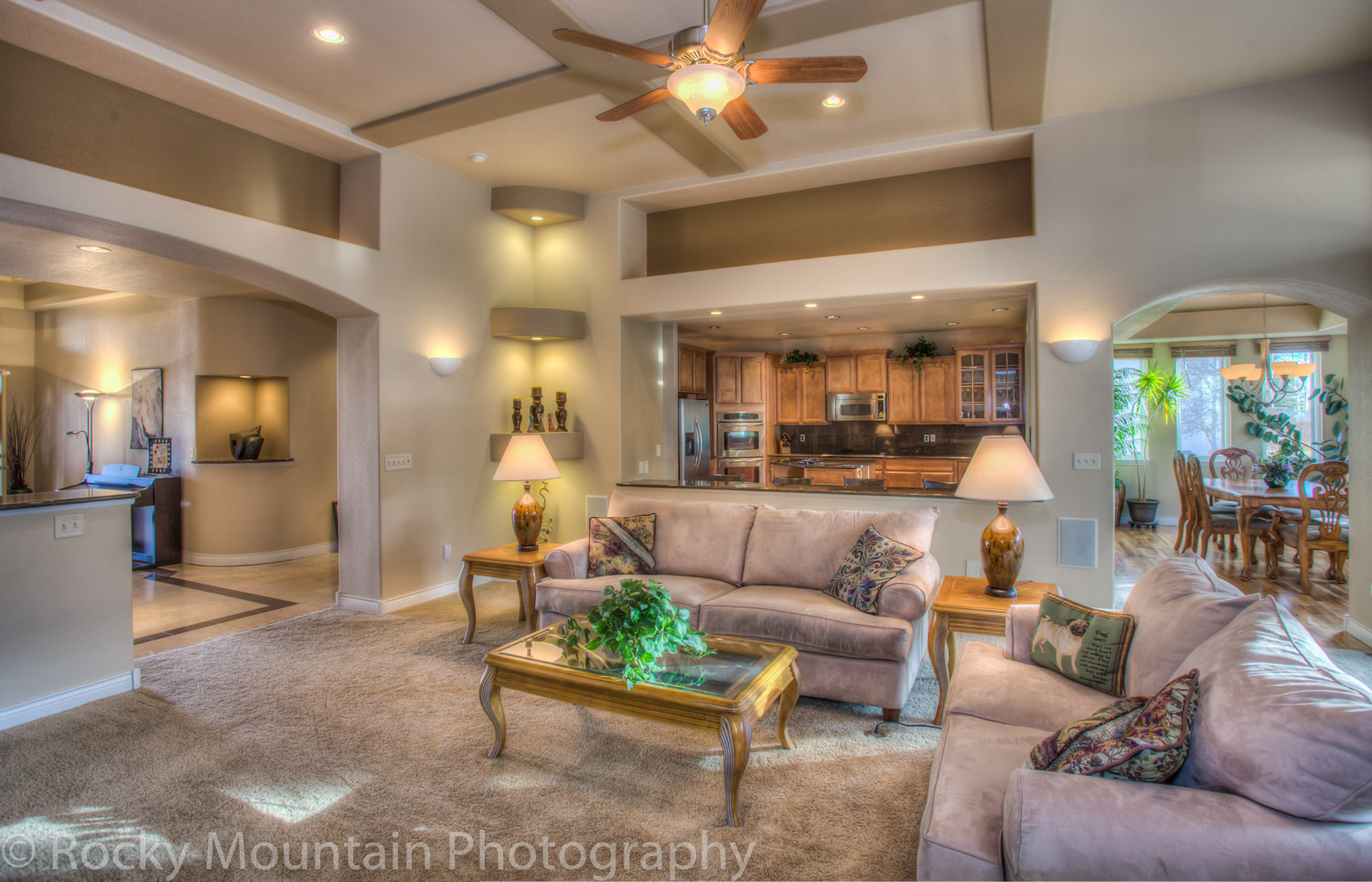 Residential Real Estate HDR Interior-13