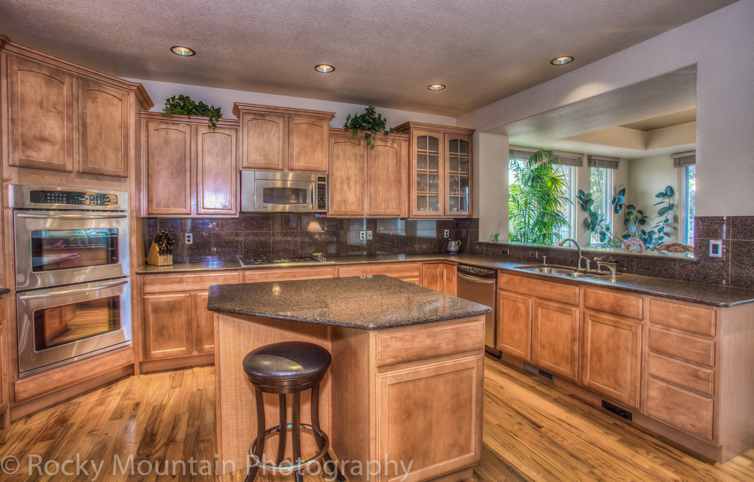 Residential Real Estate HDR Interior-14