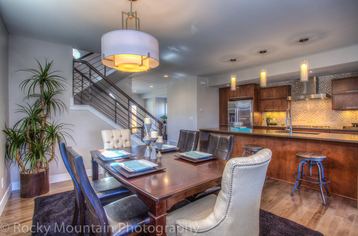 Residential Real Estate HDR Interior-15