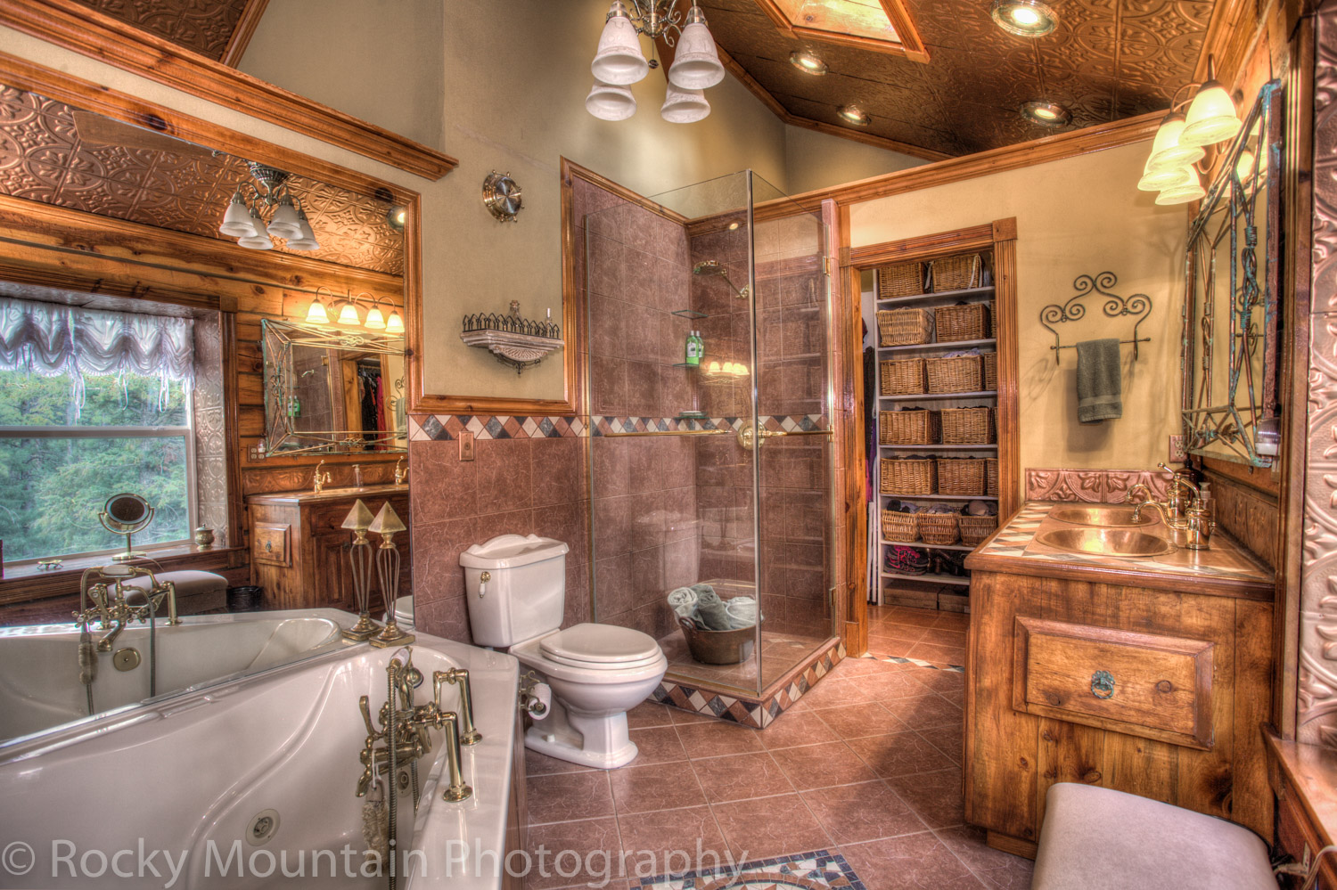 Residential Real Estate HDR Interior-16