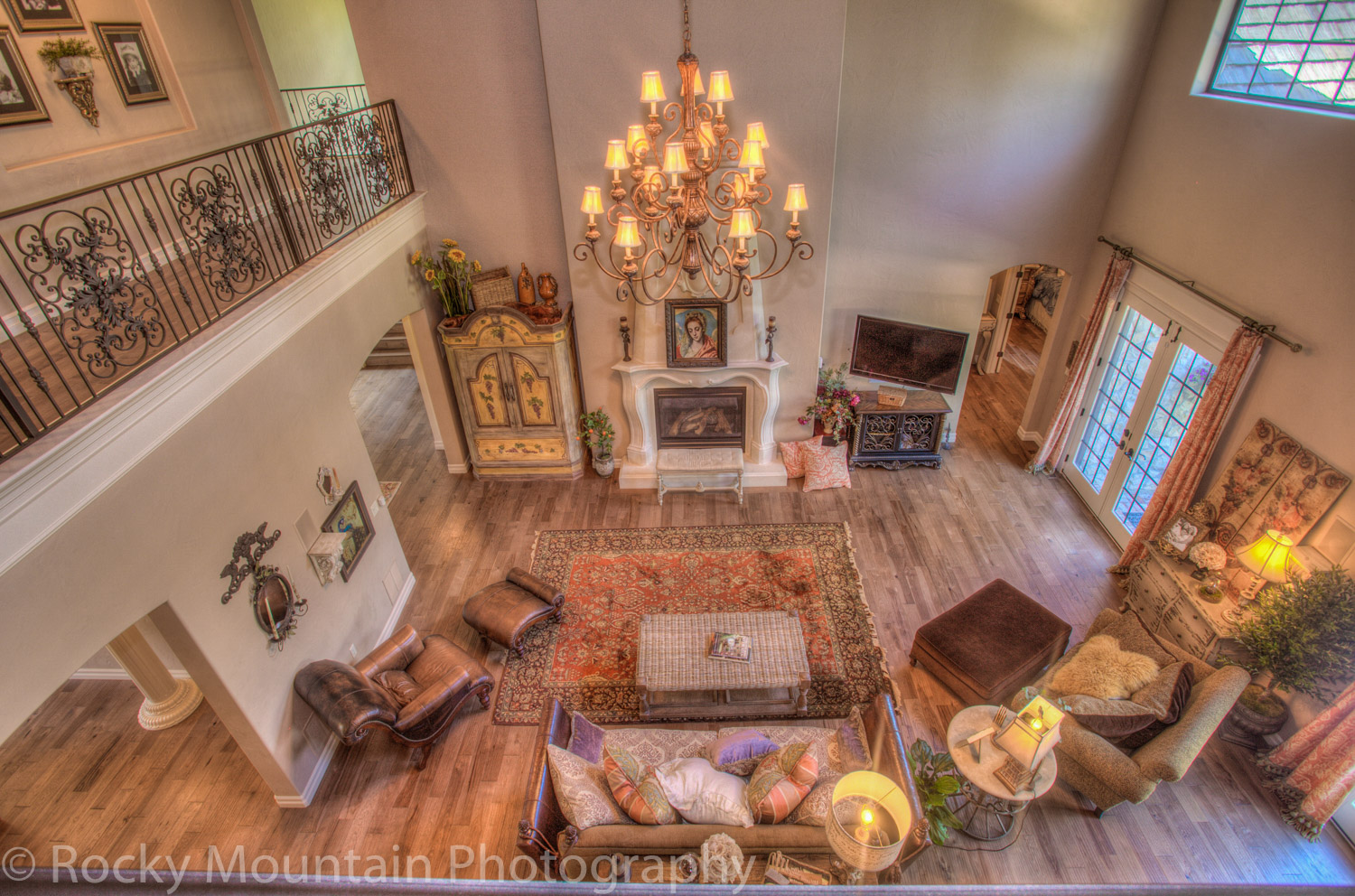 Residential Real Estate HDR Interior-17