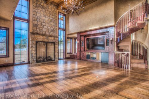 Residential Real Estate HDR Interior-2