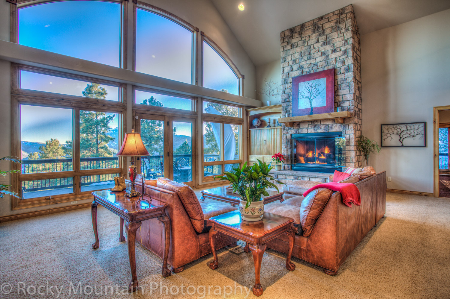 Residential Real Estate HDR Interior-25