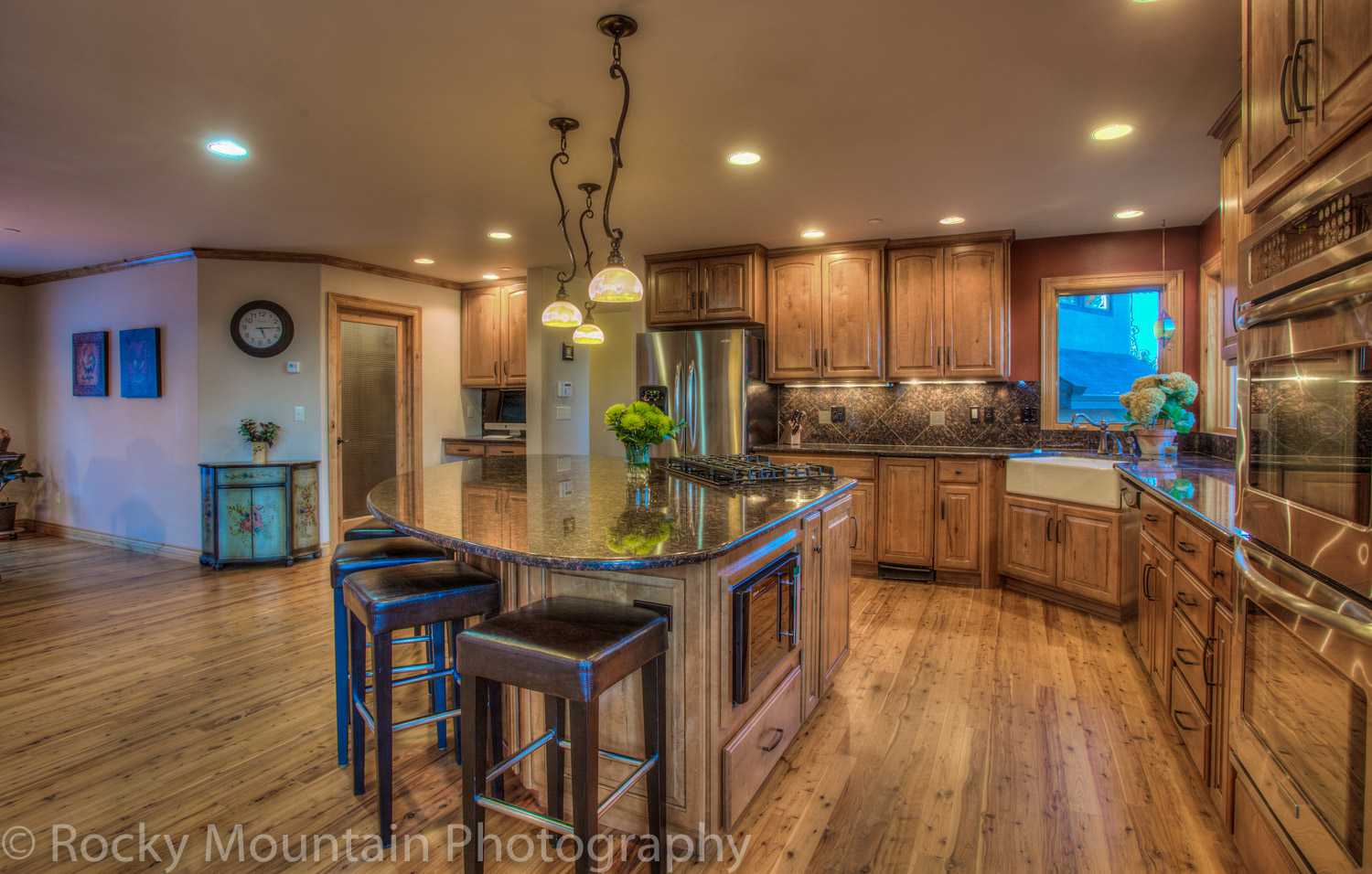 Residential Real Estate HDR Interior-26