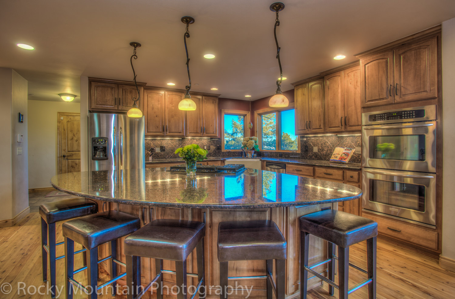 Residential Real Estate HDR Interior-27