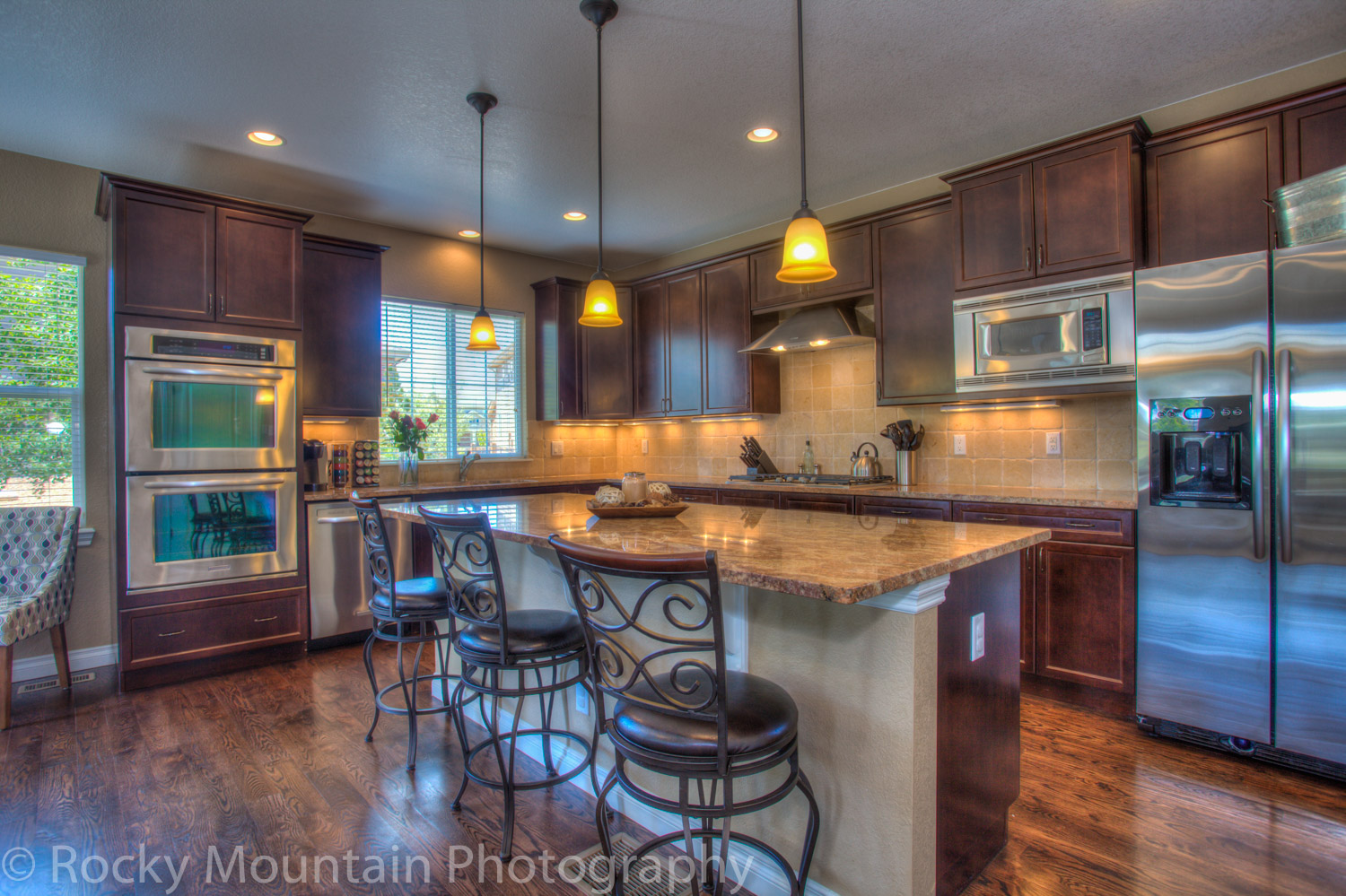 Residential Real Estate HDR Interior-28