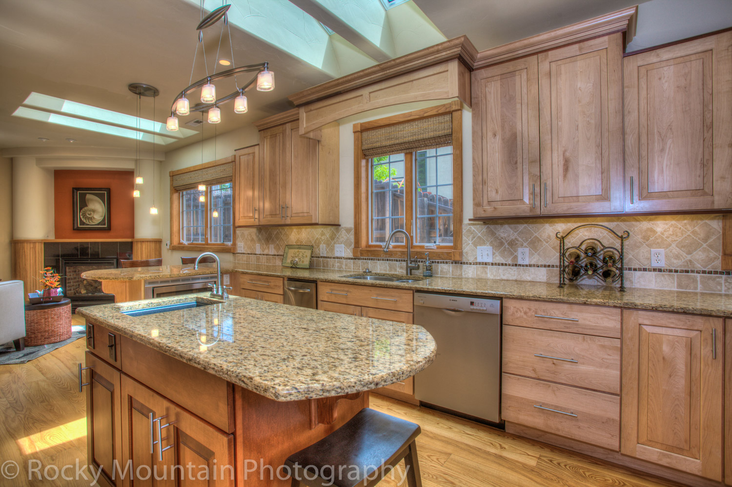 Residential Real Estate HDR Interior-30