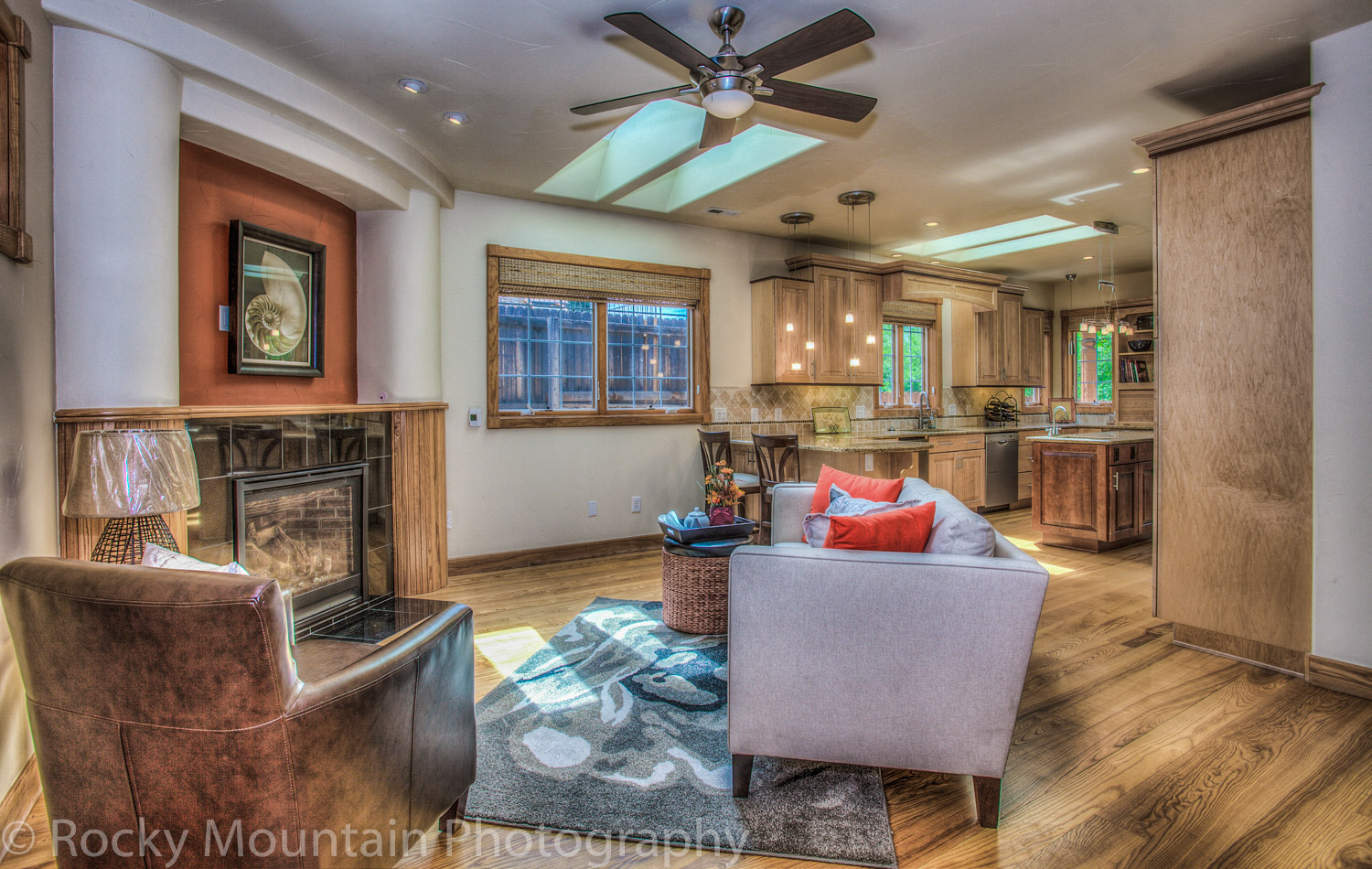Residential Real Estate HDR Interior-31
