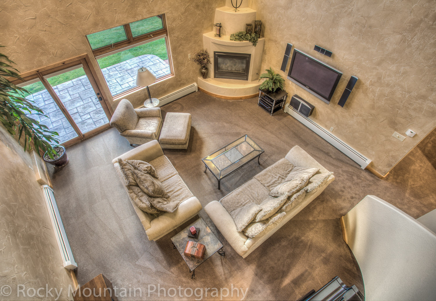 Residential Real Estate HDR Interior-37