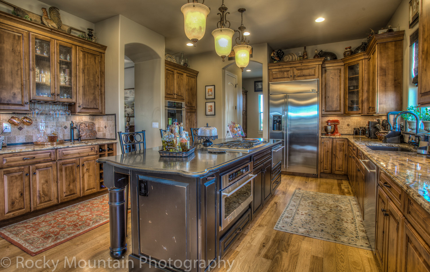 Residential Real Estate HDR Interior-39