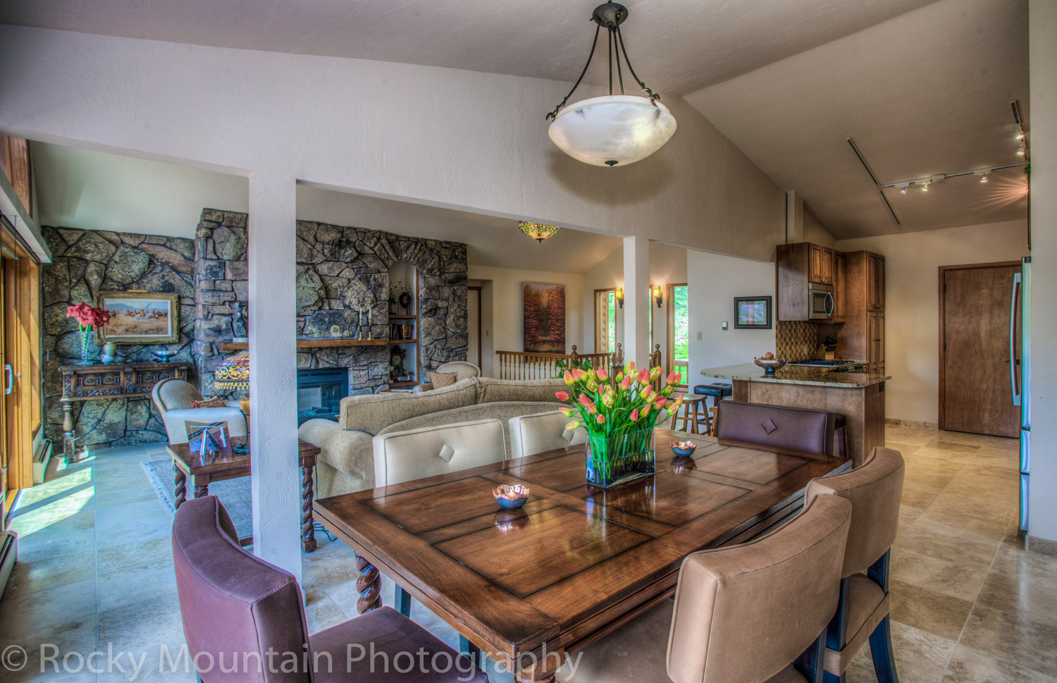 Residential Real Estate HDR Interior-43