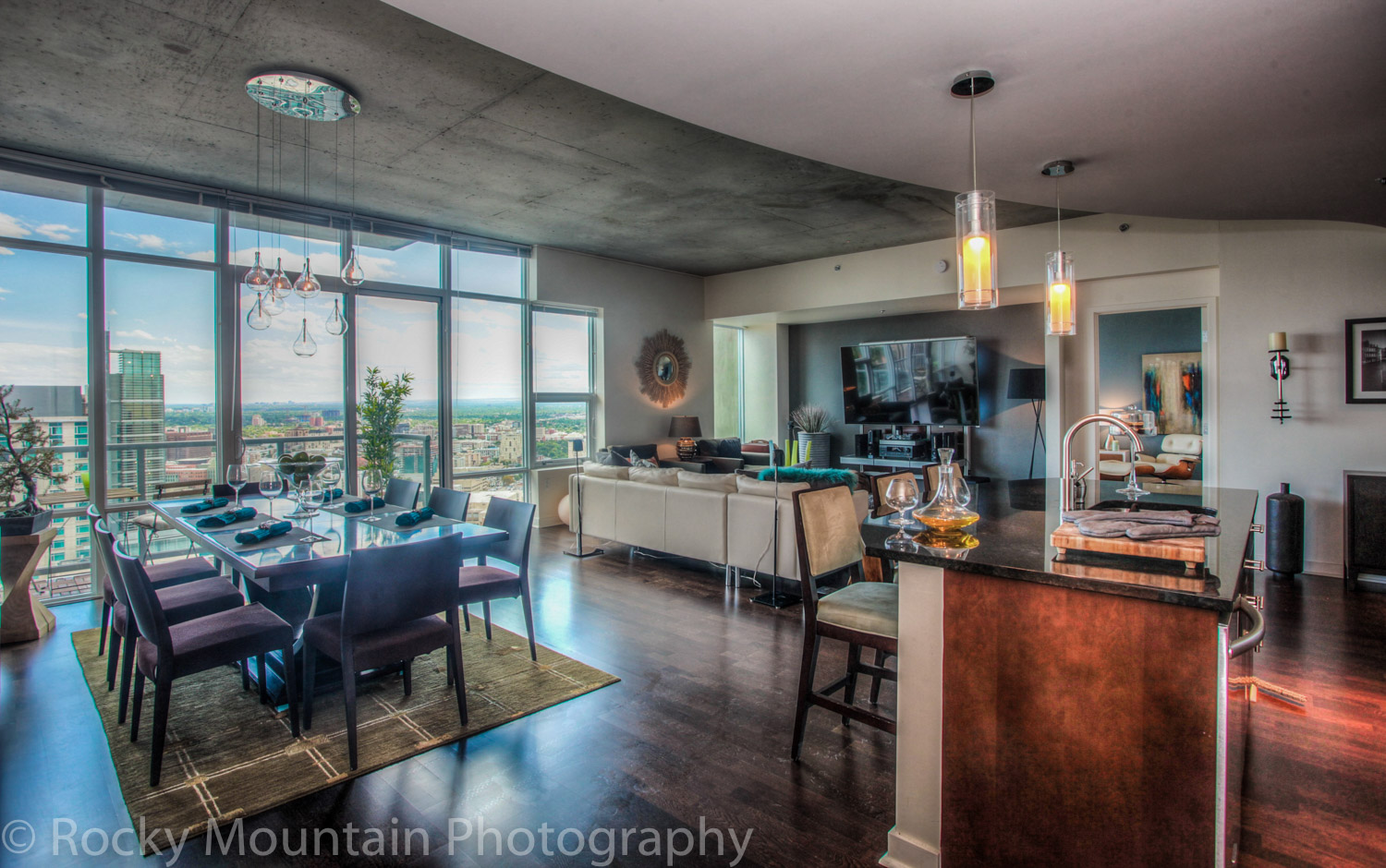Residential Real Estate HDR Interior-50