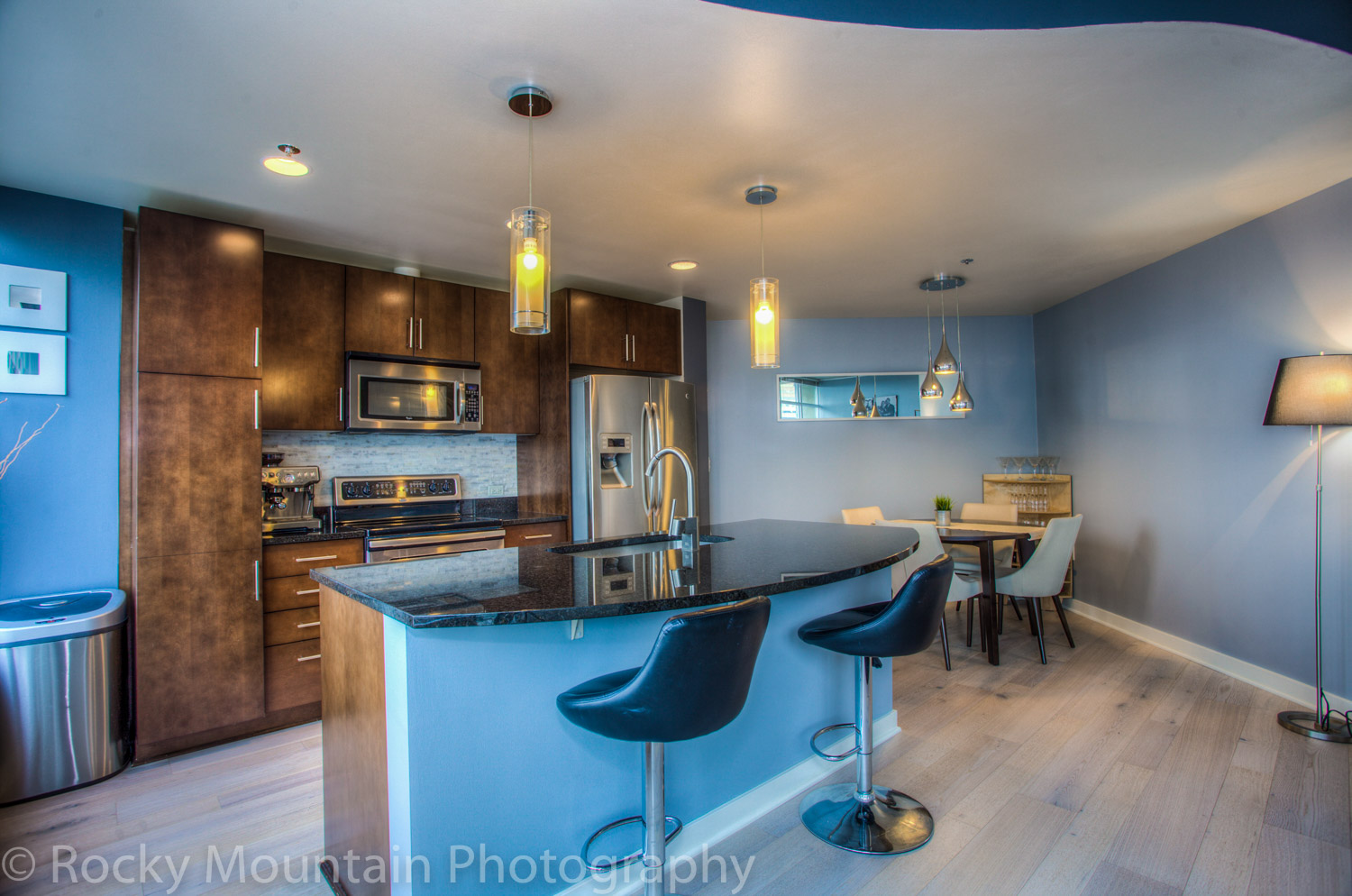Residential Real Estate HDR Interior-53