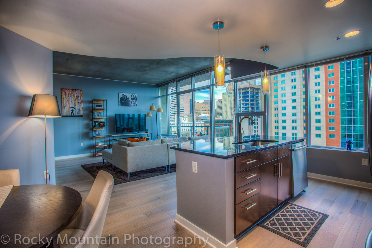 Residential Real Estate HDR Interior-54