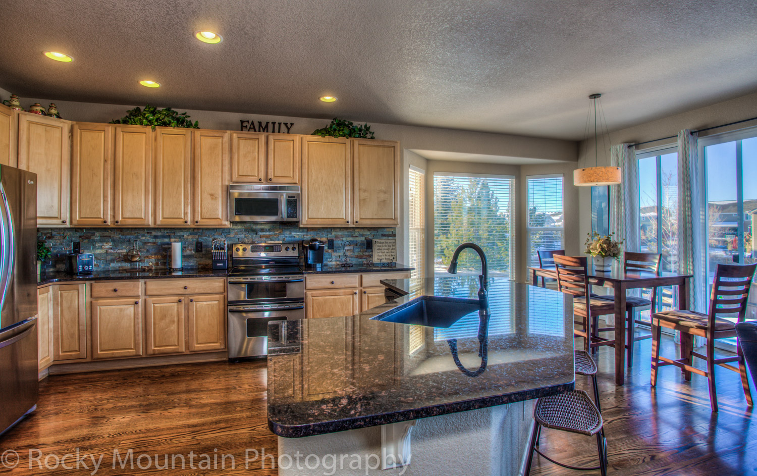 Residential Real Estate HDR Interior-55