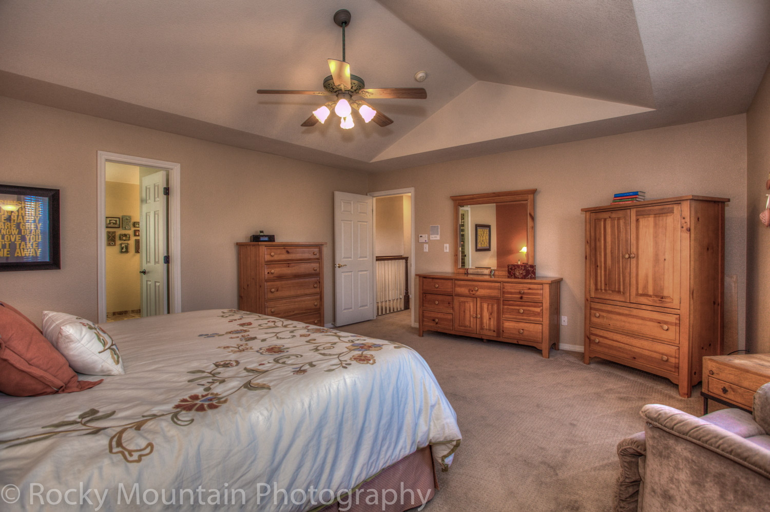 Residential Real Estate HDR Interior-56
