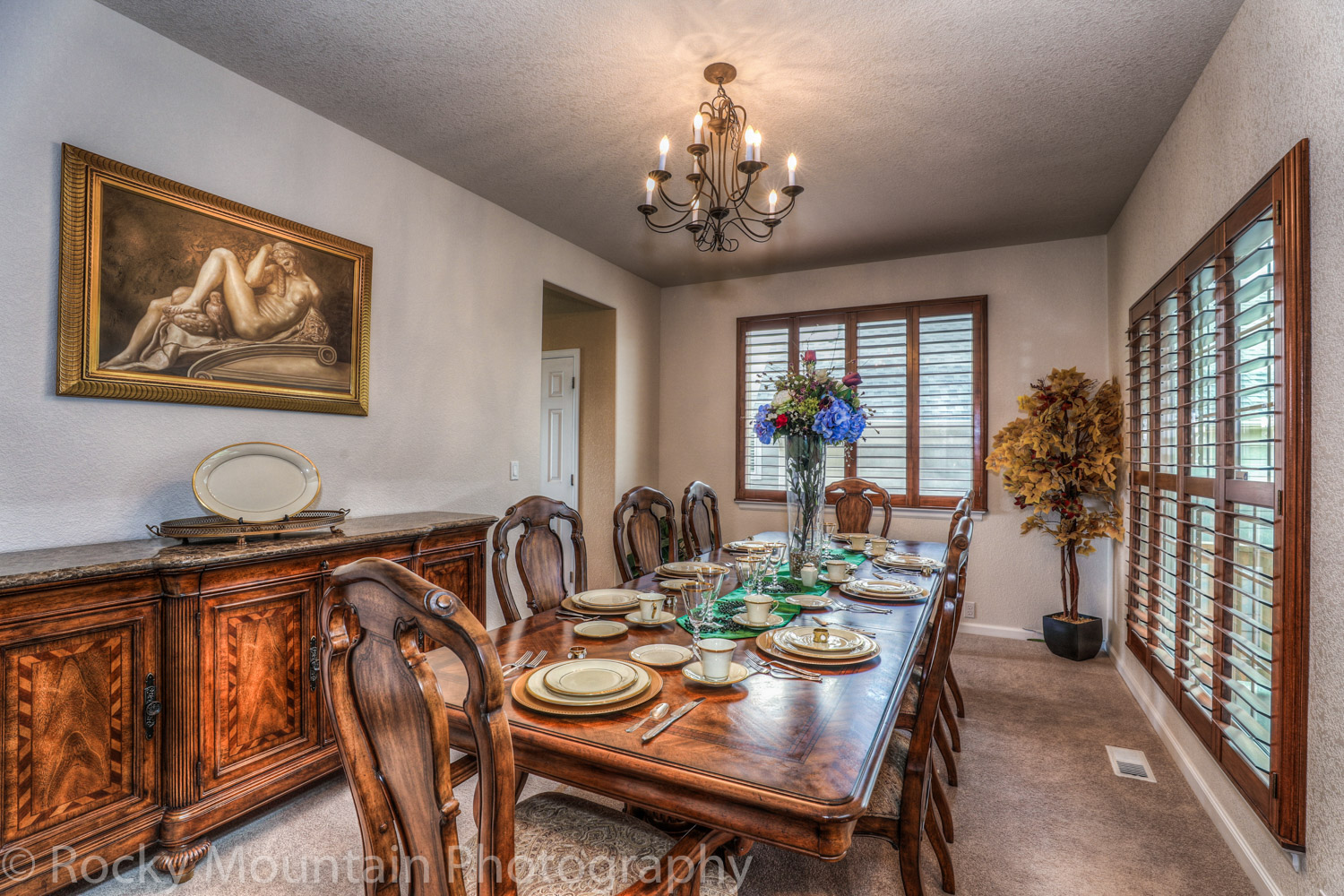 Residential Real Estate HDR Interior-57