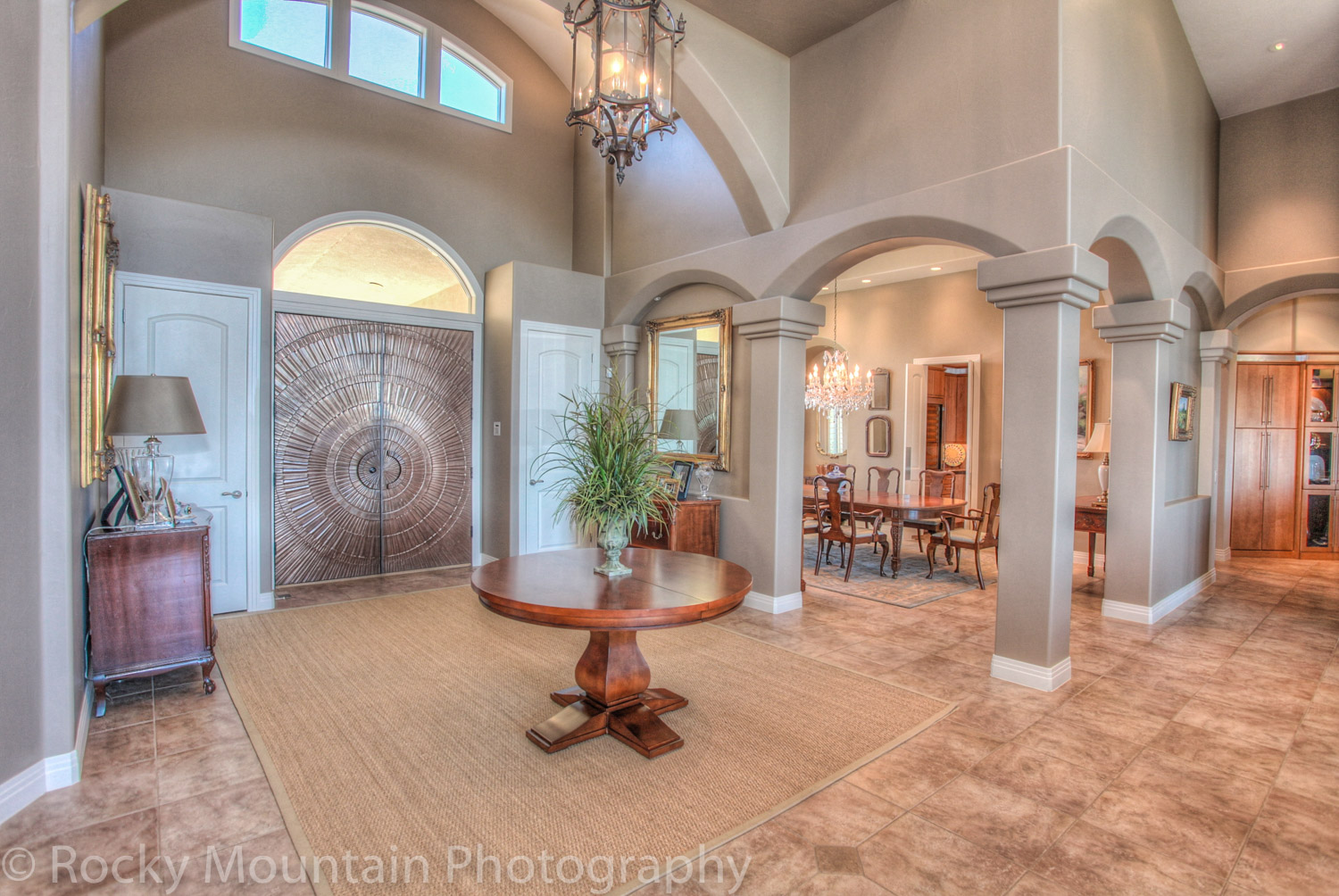 Residential Real Estate HDR Interior-6