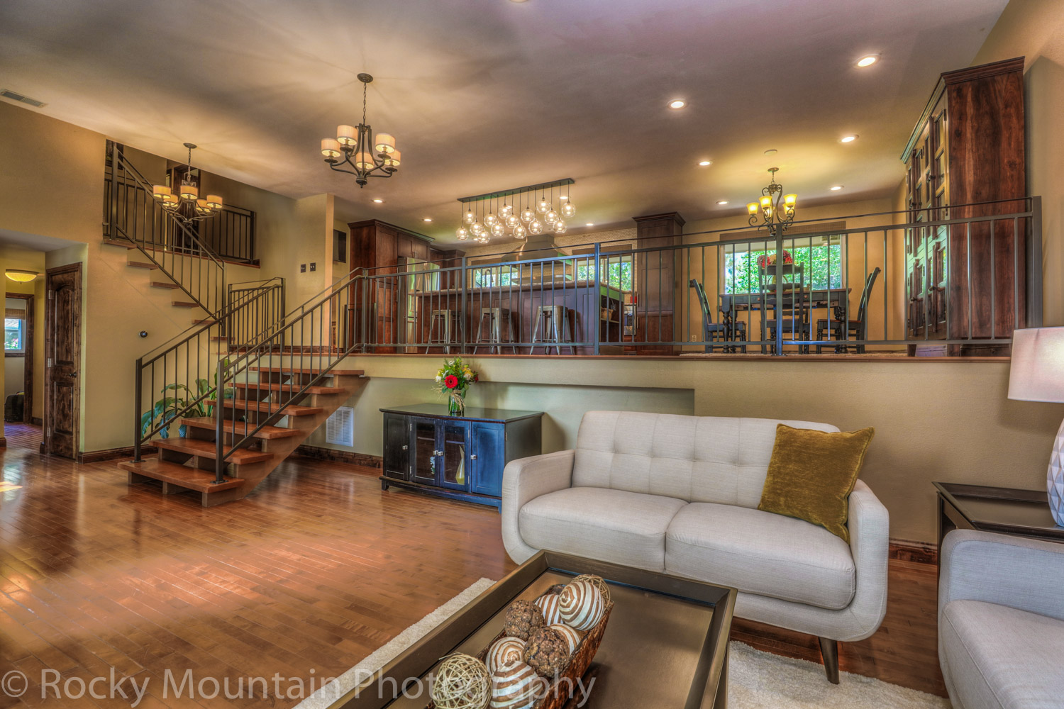 Residential Real Estate HDR Interior-64