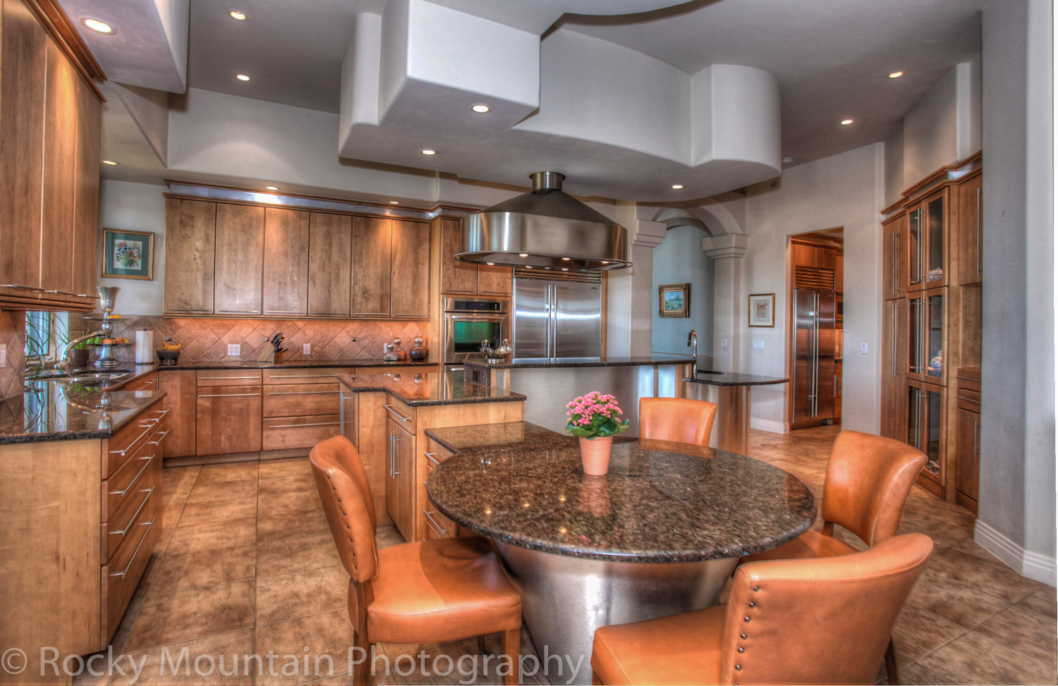 Residential Real Estate HDR Interior-7