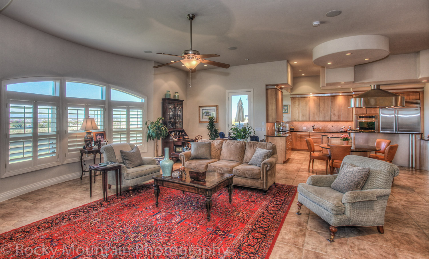 Residential Real Estate HDR Interior-8