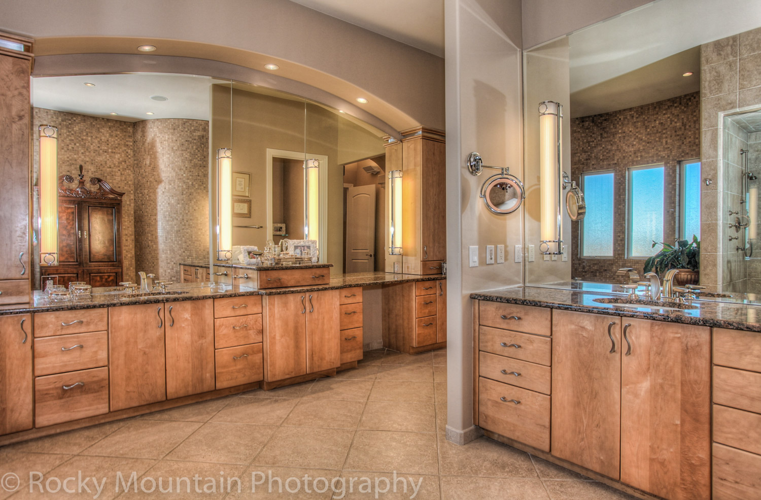 Residential Real Estate HDR Interior-9